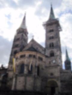 バンベルクの大聖堂