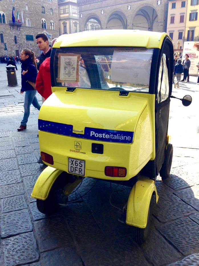フィレンツェで見つけた可愛らしいもの