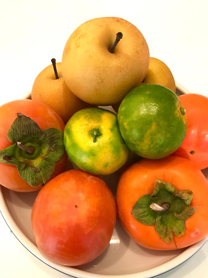 イタリアで食べられる日本の果物