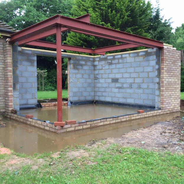 Structural Steel Frame