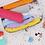 Thumbnail: Box créative - La bande de rigolos - Jeu de quilles