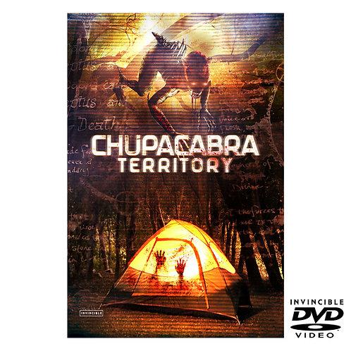 Chupacabra Territory DVD