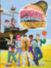 Key Art_Dork Hunters and the Pirates of