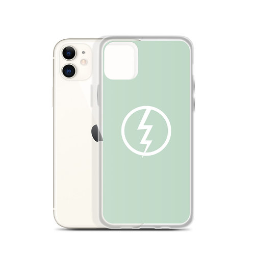 Invincible Lightning iPhone Case