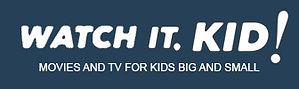 Watch it Kid TV Logo