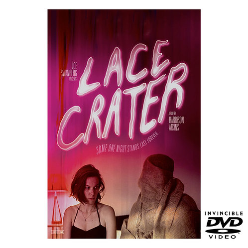 Lace Crater DVD