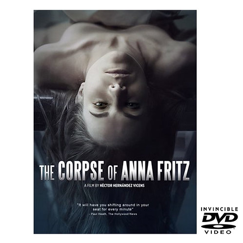 The Corpse of Anna Fritz DVD