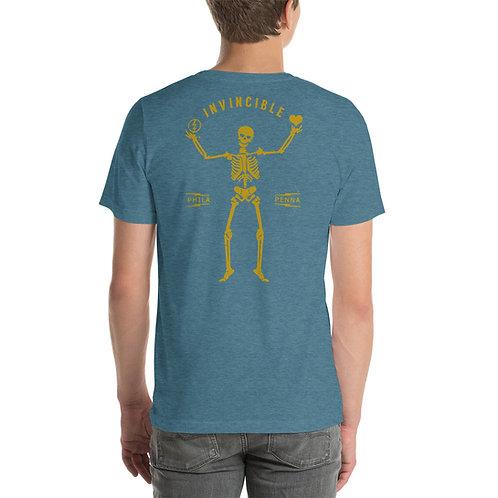Invincible Skellington Unisex T-Shirt
