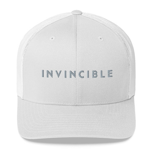 Invincible Trucker Cap