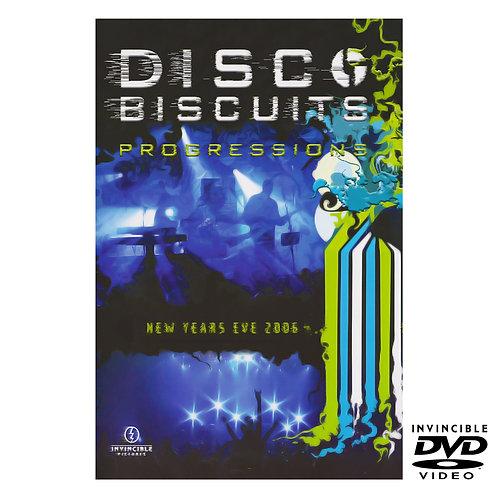 Disco Biscuits - Progressions - DVD
