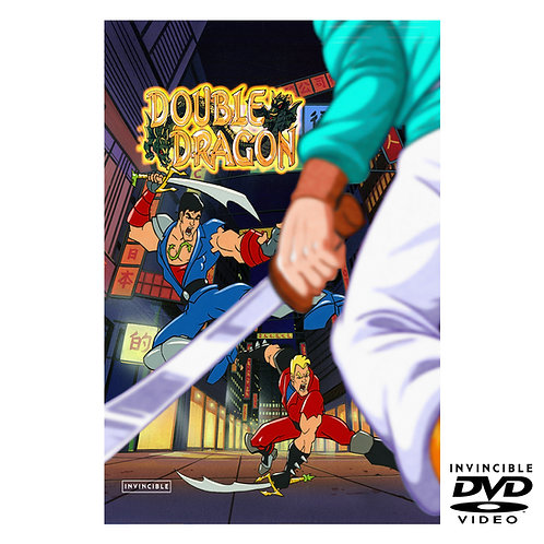 Double Dragon - The Animated Series - DVD