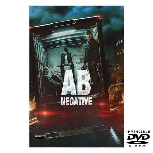 AB Negative - DVD