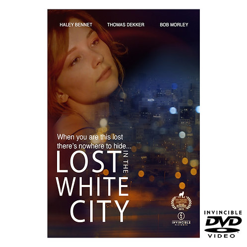 Lost in the White City - DVD