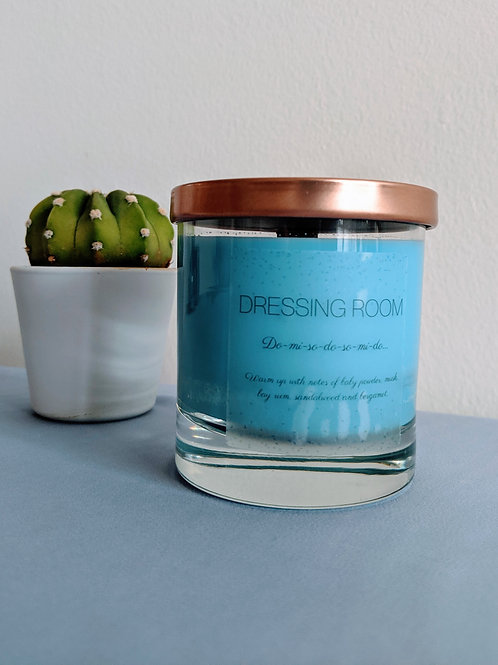 Dressing Room Soy Candle