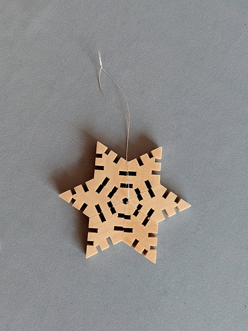 Snowflake Ornaments/Gift Tags