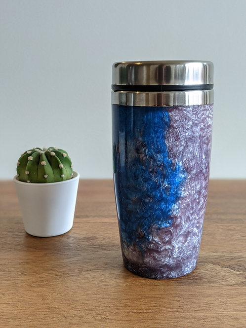 Water and Fog Thermos