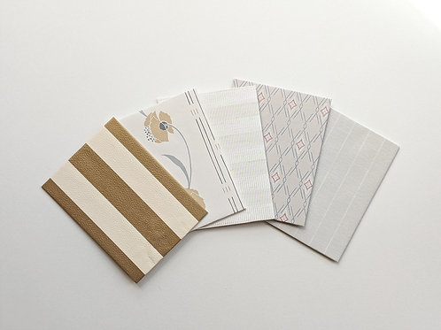 Wallpaper Note Cards