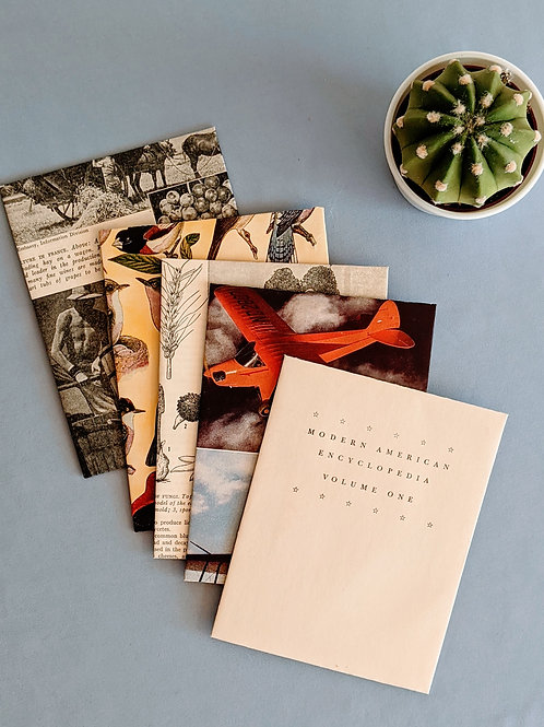 Encyclopedia Note Cards
