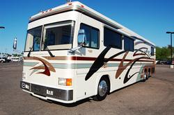 Featherlite Diesel RV