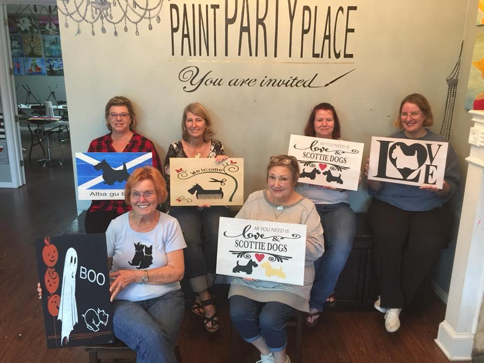 Paint Party 11-2017
