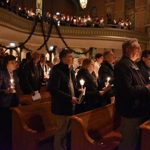 Photo & Video Gallery: Voices for Hope & Home