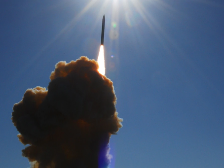 Missile Defence: More Than Hitting a Bullet with a Bullet - Robert Vine