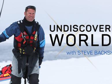 Undiscovered Worlds with Steve Backshall