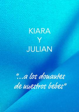 Kiara y Julián