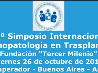 10º Simposio Internacional de Inmunopatología en Trasplante Renal