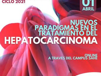 CURSO ONLINE DE HEPATOCARCINOMA