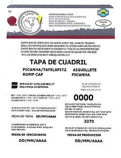 Picanha / Tafelspitz Rump cap Aiguillete Picanha