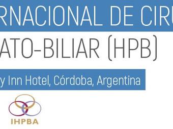Congreso Internacional de Cirugía Hepato-Páncreato-Biliar . HPB 2018