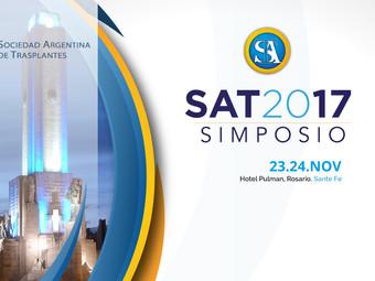 Simposio Argentino de Trasplante   SAT2017