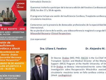 Favaloro Cardiovascular Symposium