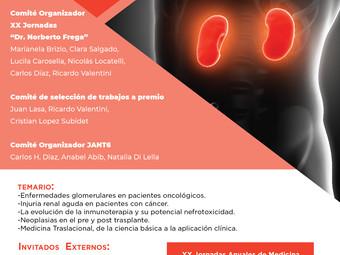 """CEMIC XX Jornadas de Anuales de Medicina Interna """"Dr. Norberto Frega"""" JANT 6 - Jornada de"""