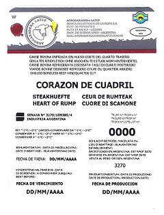 Corazon de Cuadril