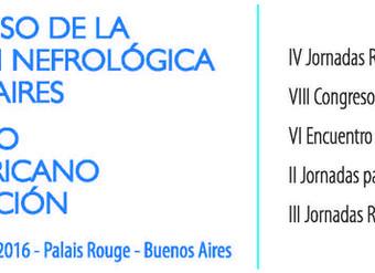 XIV Congreso de la Asociación Nefrológica de Buenos Aires