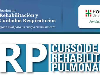Curso de Rehabilitación Pulmonar 2019