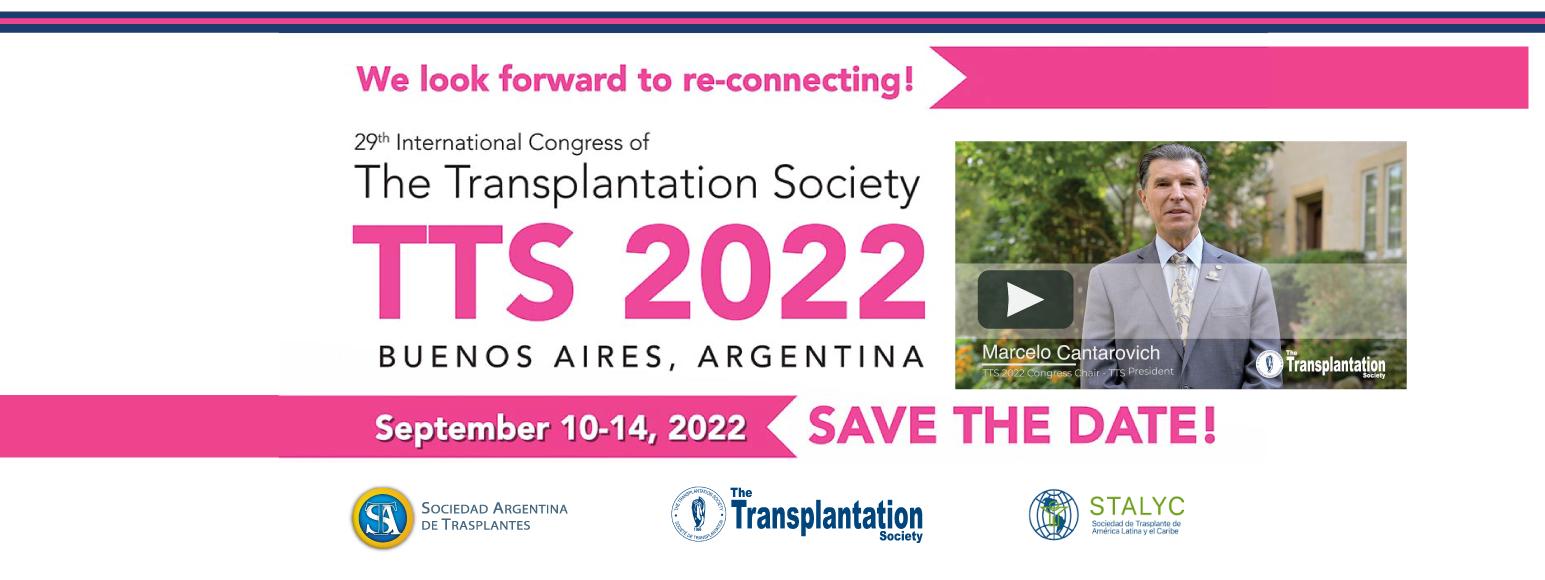 TTS Congress Buenos Aires 2022