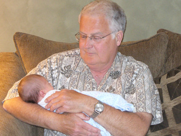 2007 scott and his grandson aidan scott conner
