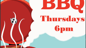 Summer BBQ and Potluck Thursdays