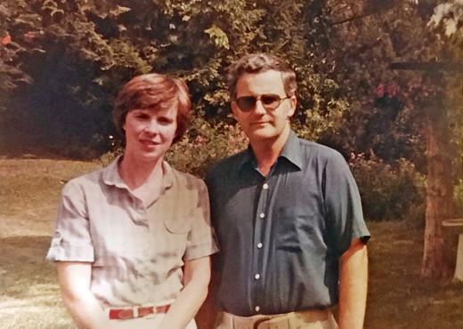 1982 scott and julie at seneca lake