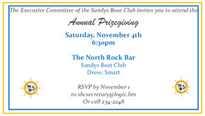 The 2017 Annual Prize Giving Event