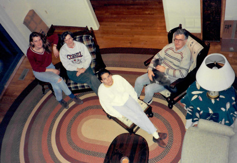 """1993 unboxing the family arrival to """"the landing"""" in prospect bay"""