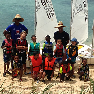 Junior Sailing Session 1