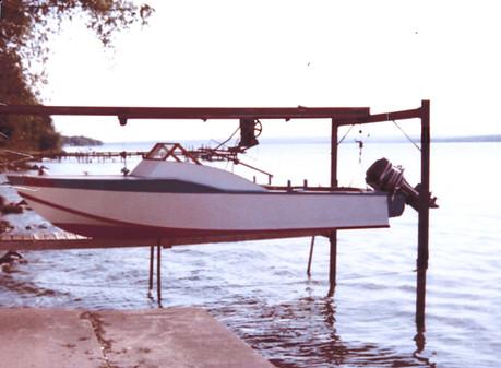 1959 home built 11' sport utility