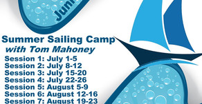 Summer Sailing School - Updated!