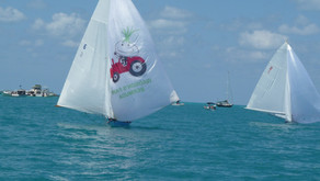 Bermuda Fitted Dinghy Schedule!