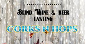 New Date - Sunset Blind Wine & Beer Tasting