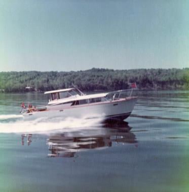 1972 summer 1966 trojan sea voyager